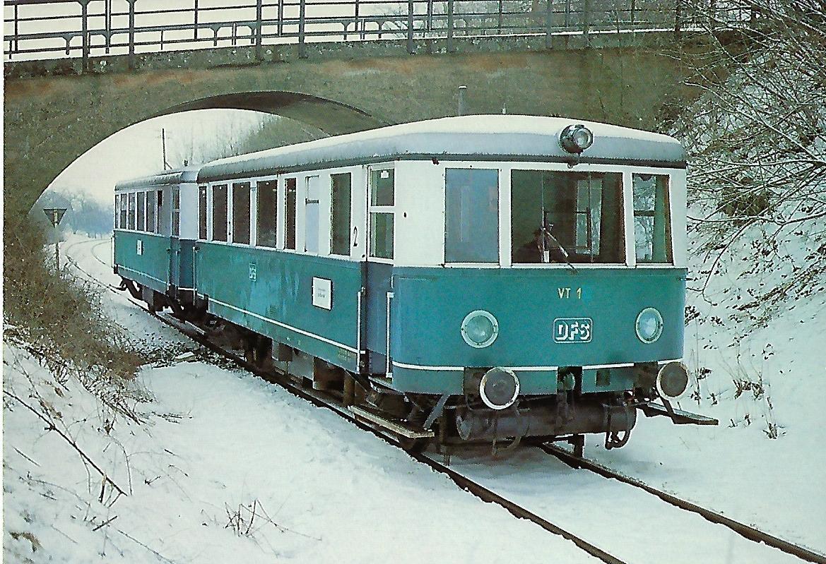 VT 1 (ex DB VT 70 919). (10249)