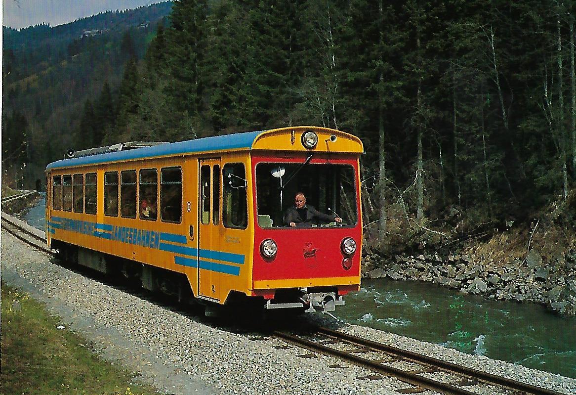 VT 31 bei Tamsweg (10321)