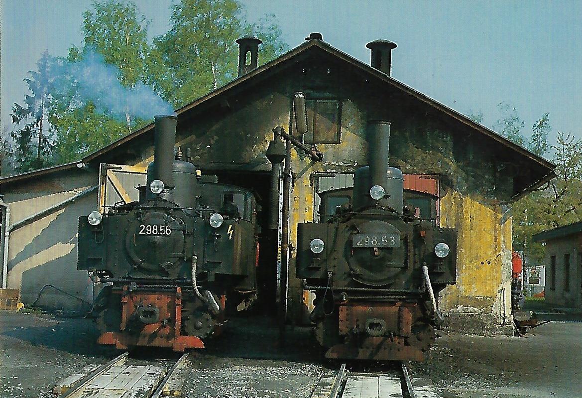 ÖBB 298.56 und 298.53. Eisenbahn Bestell-Nr. 10328