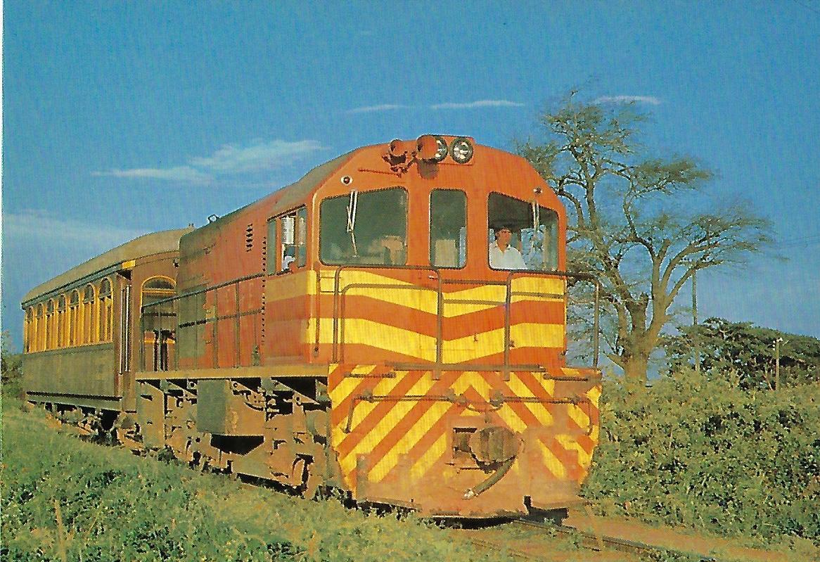 DE 975 ENFE Bolivien. (10333)