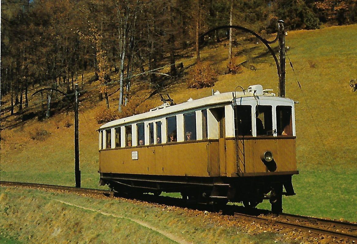 Rittner Bahn eT Nr. 2. (10348)