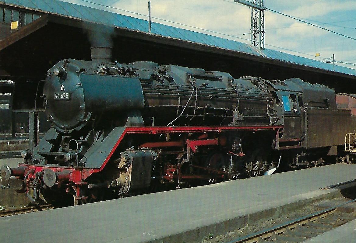 DB 44 674. Eisenbahn Bestell-Nr. 10351
