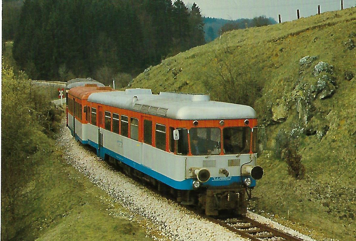 Schmalspurtriebwagen T 31. (10378)
