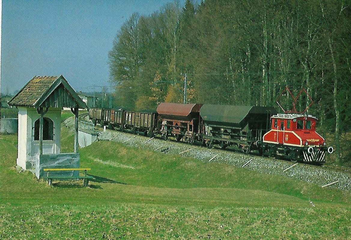 E 11 Salzburg (SETG-SVB). (5225)