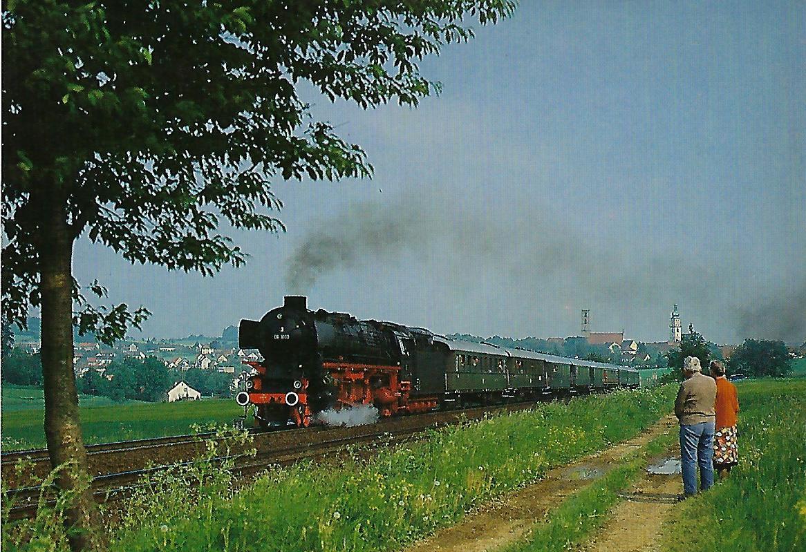 01 1100 DB bei Sulzbach-Rosenberg. (5306)