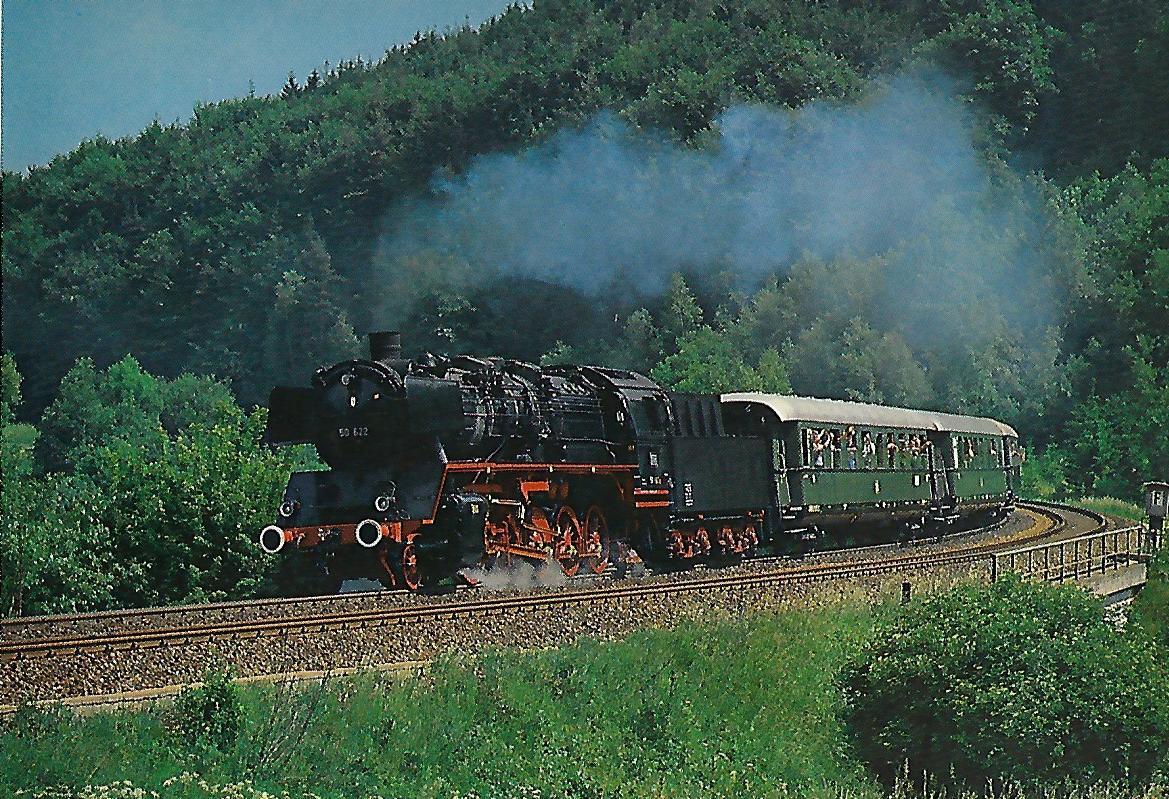 50 622 DB im Lehental. (5314)