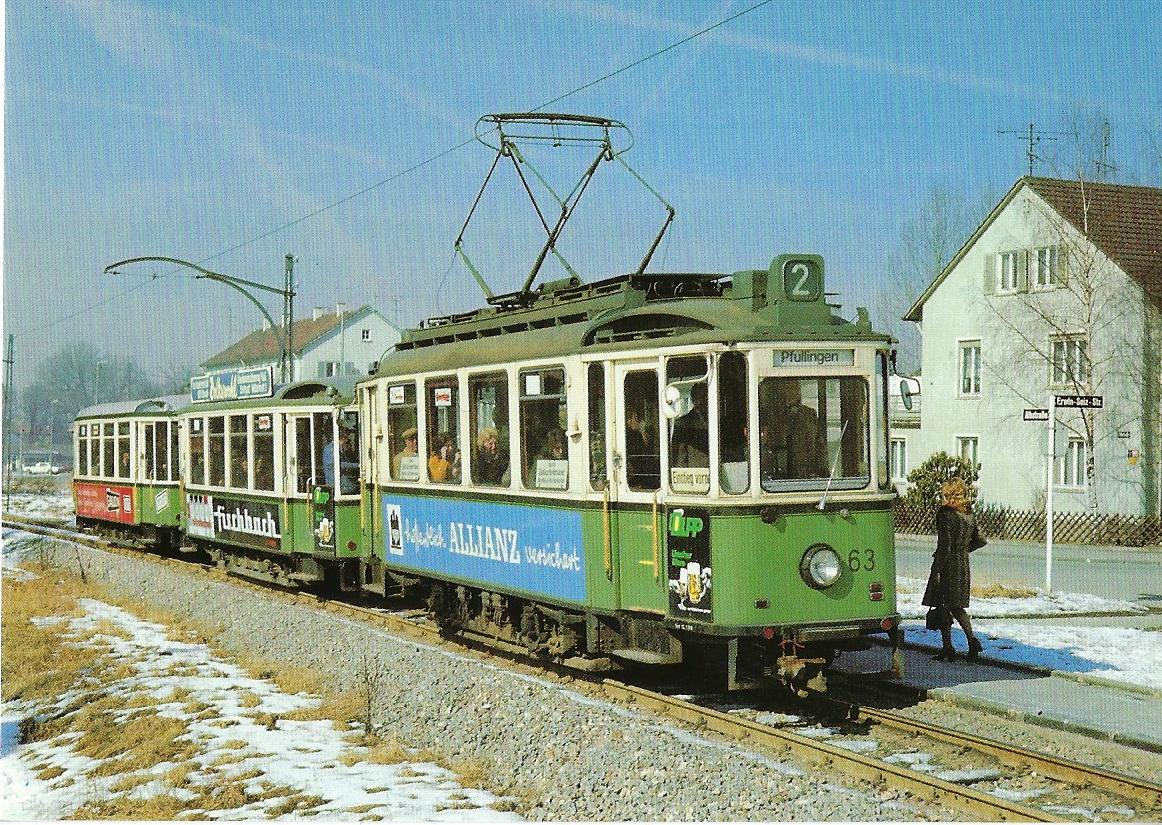 Straßenbahn Reutlingen (90651)