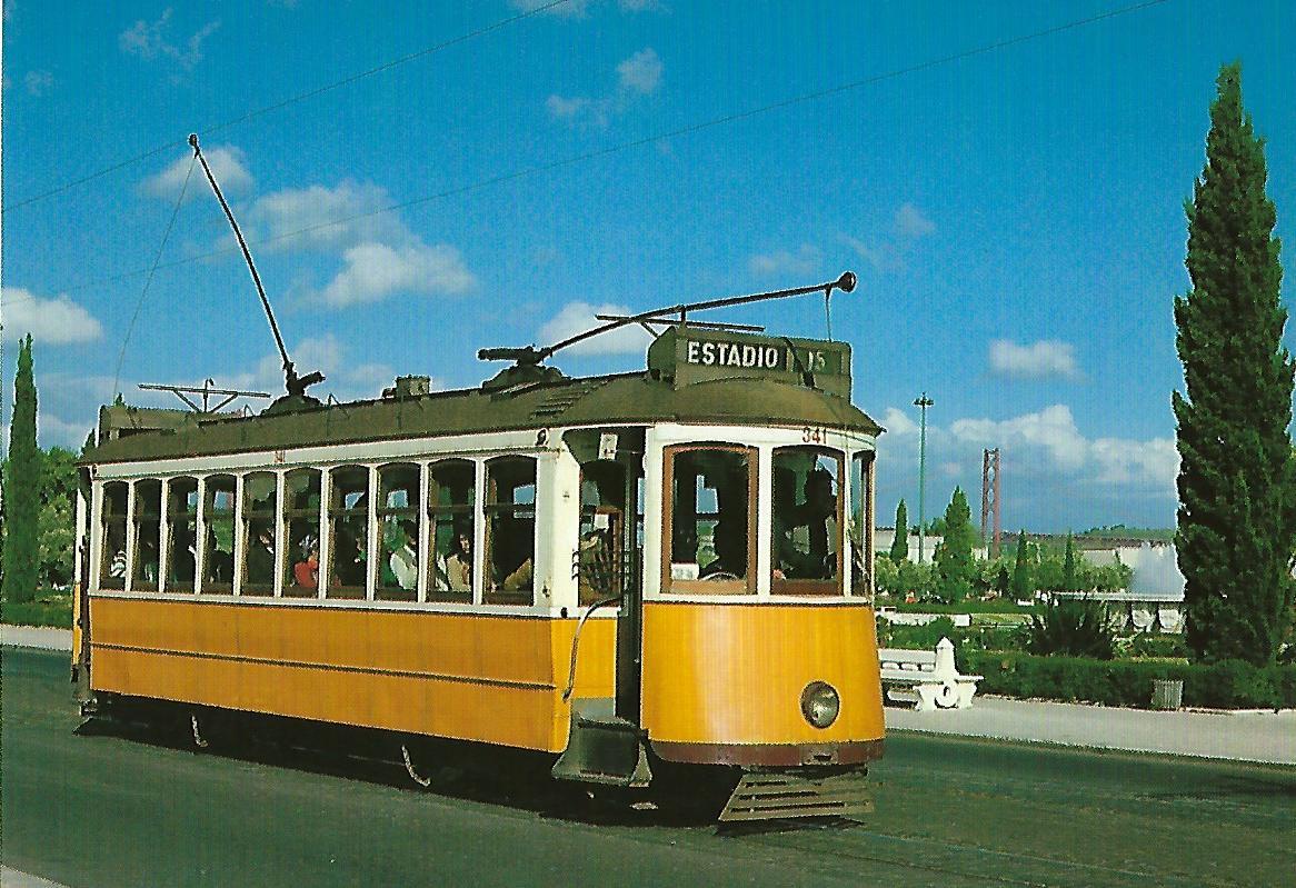 Straßenbahn Lissabon (90664)