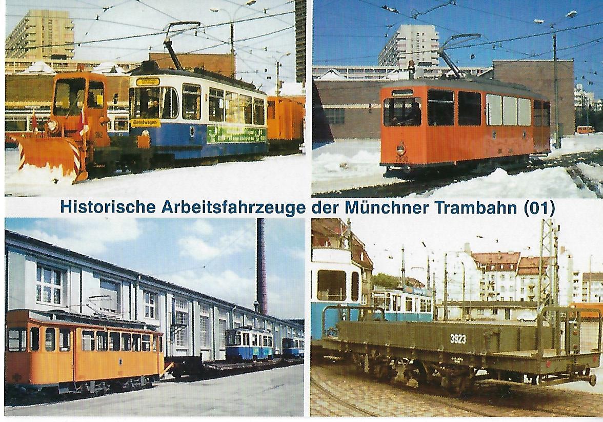 Hist. Arbeitsfahrzeuge I. (99116)