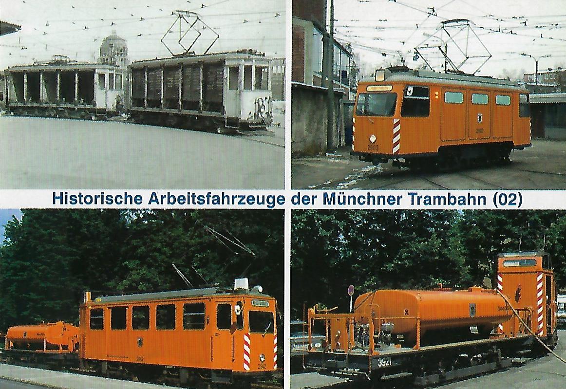 Hist. Arbeitsfahrzeuge II. (99117)