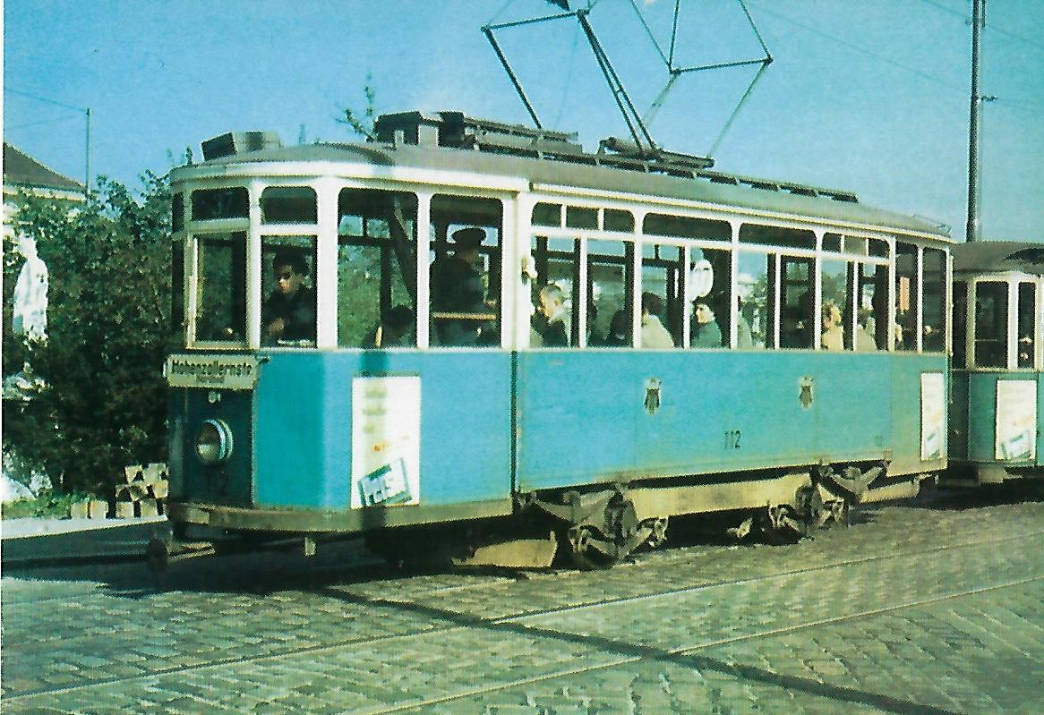 H 1.32-Triebwagen 112. (99209)