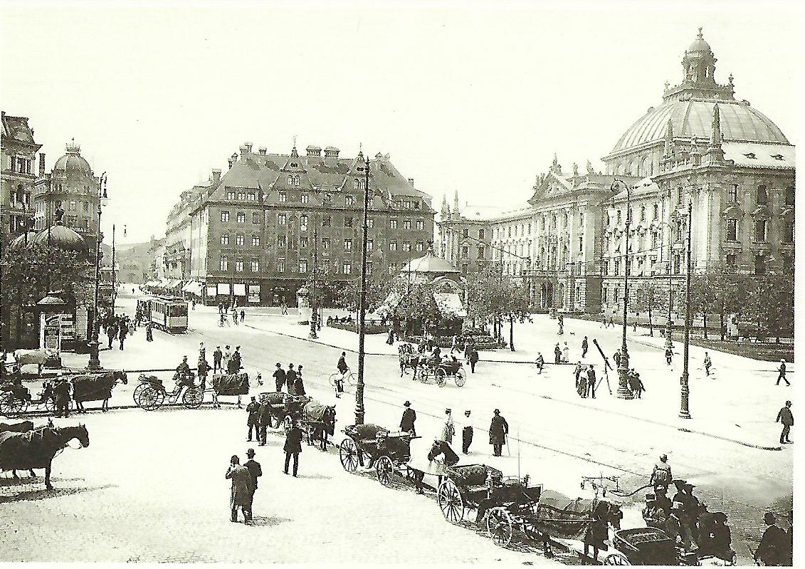 Stachus Karlsplatz. (99316)