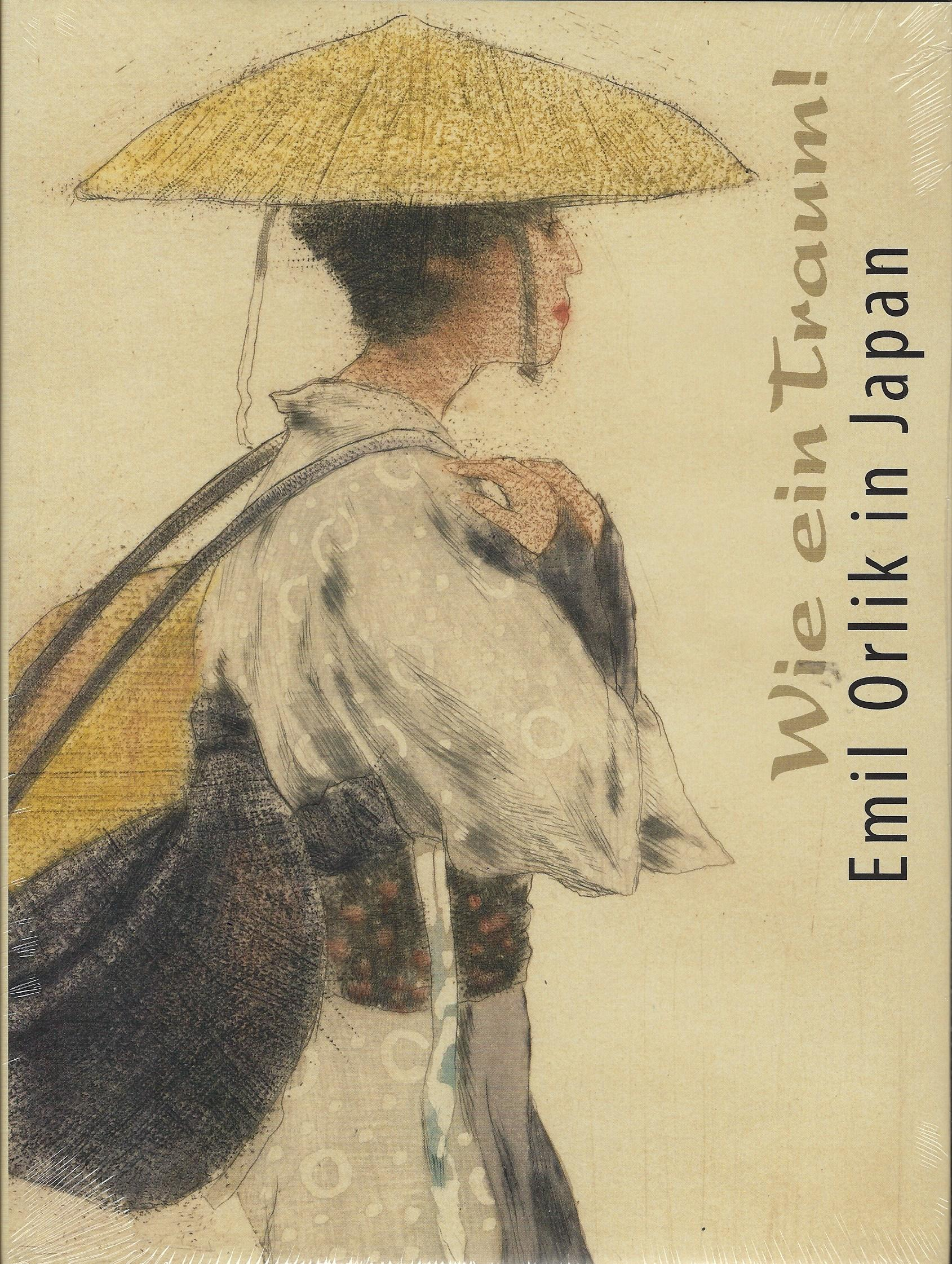 Emil Orlik in Japan.