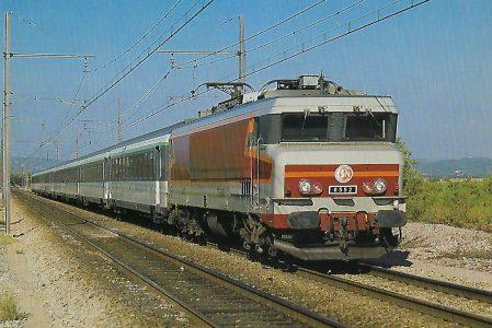 SNCF. Eisenbahn Bestell-Nr. 10481