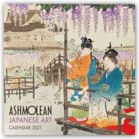Ashmolean – Japanese Art 2021 (Kalender 2021)