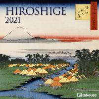 Hiroshige, Utagawa (Ando): Hiroshige 2021 Broschürenkalender. (Kalender 2021)