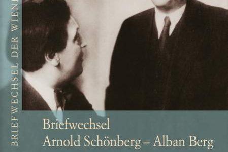 Briefwechsel Arnold Schoenberg – Alban Berg, 2 Bde.