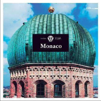 Monaco .   München, italienische Ausgabe