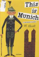 Miroslav Sasek, This is Munich