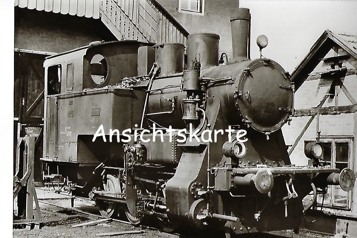 """Regentalbahn AG. Tenderlokomotive """"Teisnach"""". Eisenbahn Bestell-Nr. 1085"""
