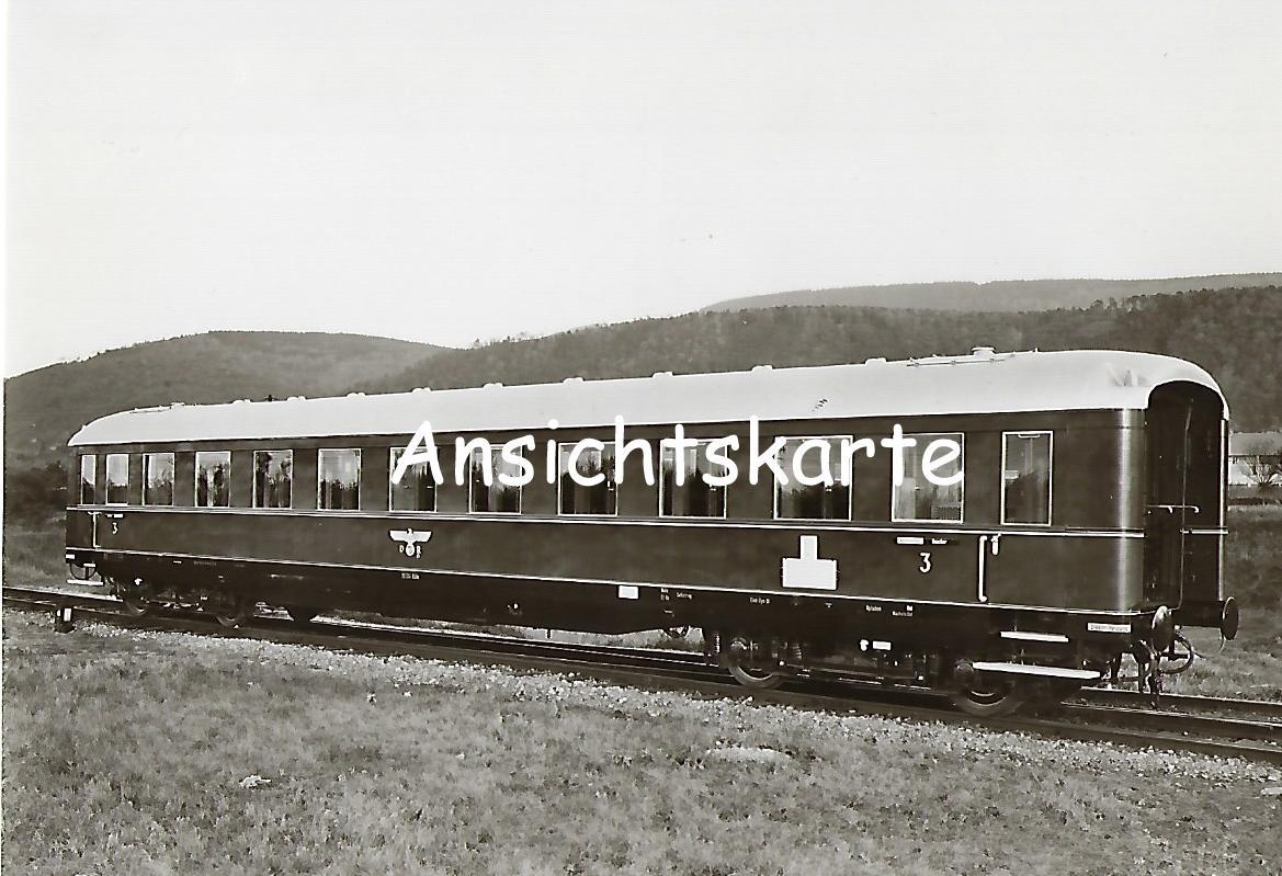 """DR Schnellzugwagen 19 314 """"Köln"""". Eisenbahn Bestell-Nr. 1116"""