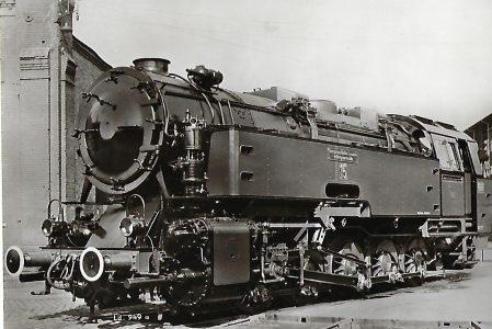 Georgsmarienhütten-Eisenbahn. Lokomotive Nr. 15. Eisenbahn Bestell-Nr. 1192