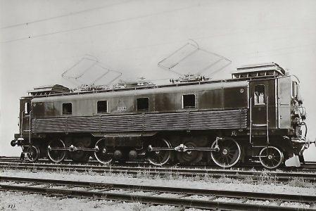 SBB Gotthard-Versuchslokomotive 11 302. Gotthardbahn Eisenbahn Bestell-Nr. 1195