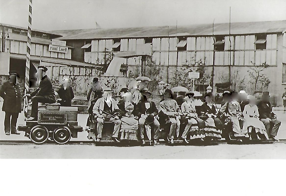 100 Jahre elektrische Lokomotiven 1879-1979. Eisenbahn Bestell-Nr. 1221