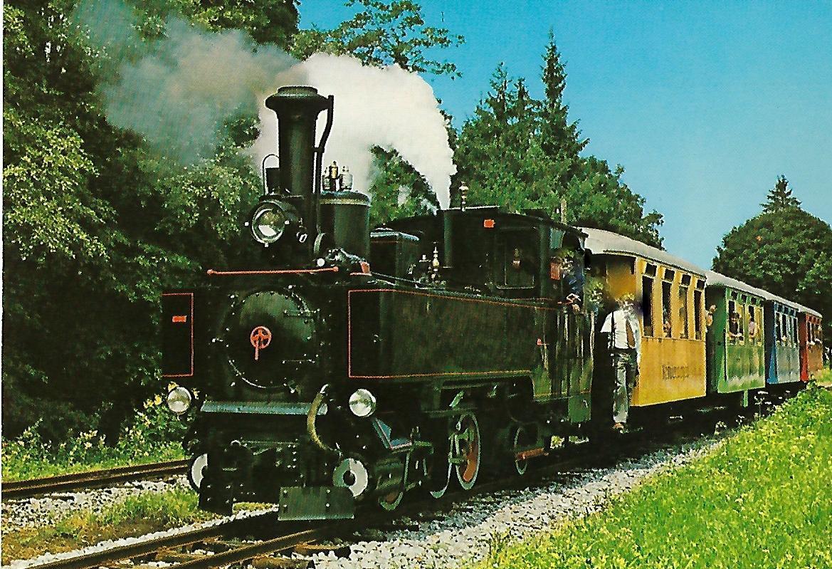 Steiermärkische Landesbahnen, Stainzerbahn. Eisenbahn Bestell-Nr. 1245