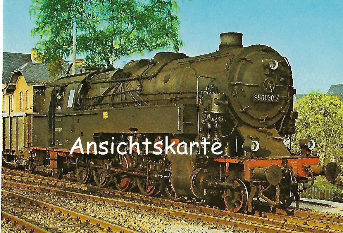 DR Güterzug-Lokomotive 95 0030-7. Eisenbahn Bestell-Nr. 1258