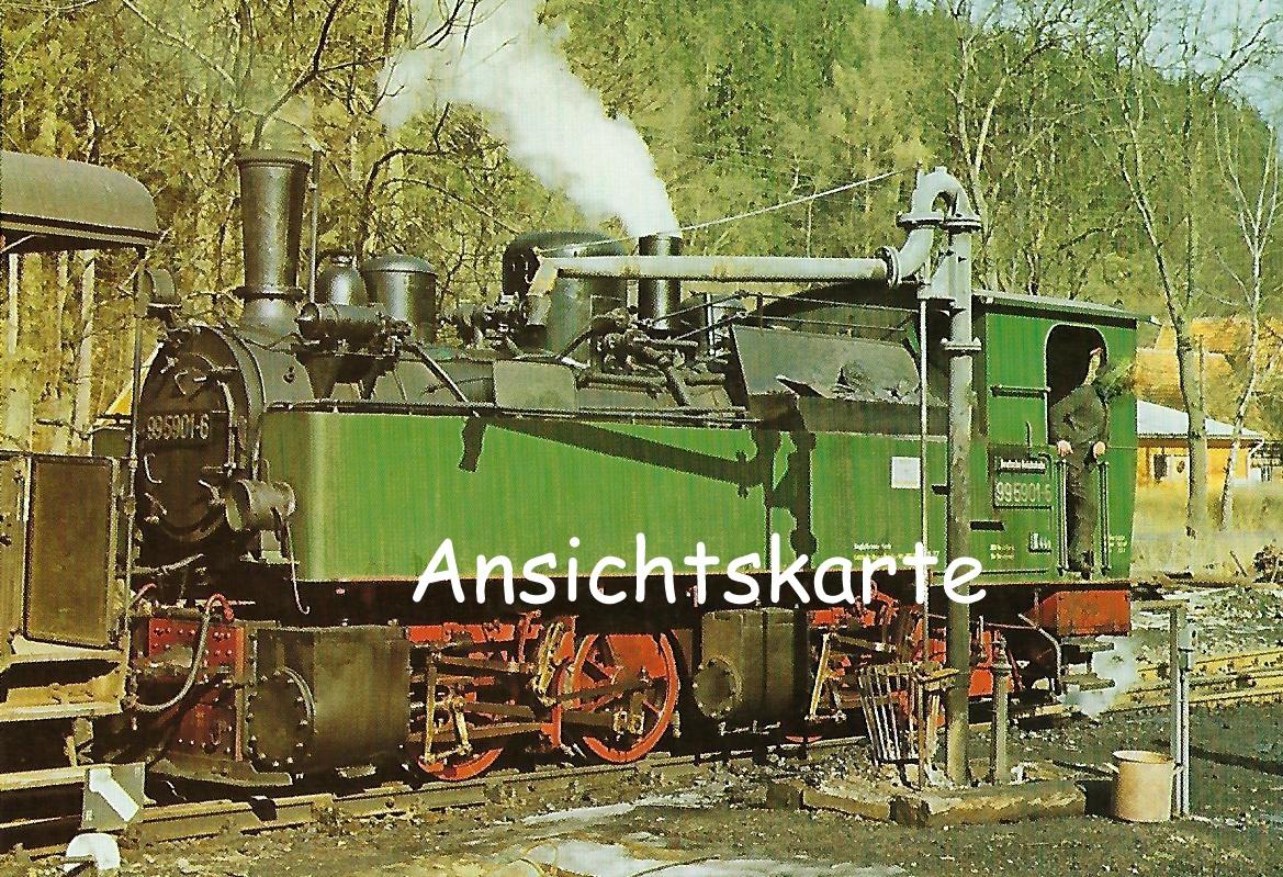 Selketalbahn Lokomotive 99 5901-6. Eisenbahn Bestell-Nr. 1259