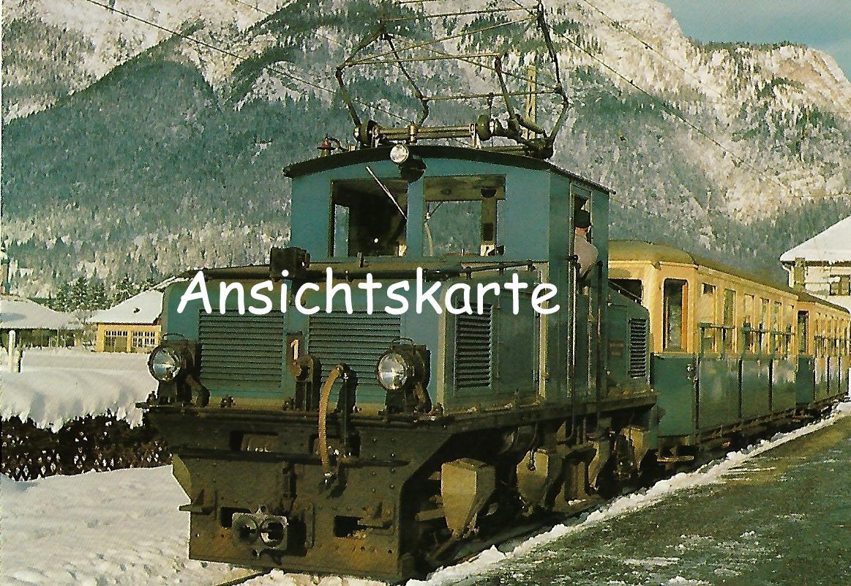Bayerische Zugspitzbahn AG. Eisenbahn Bestell-Nr. 1282