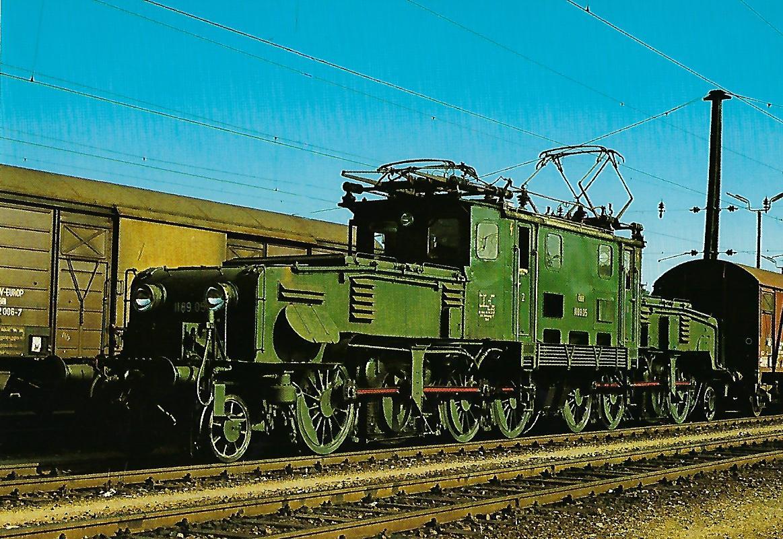 ÖBB Elektrische Lokomotive 1189.05. Eisenbahn Bestell-Nr. 1288