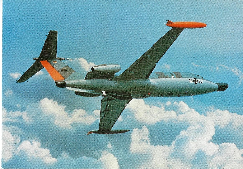 MBB/HFB-320 Hansa Jet