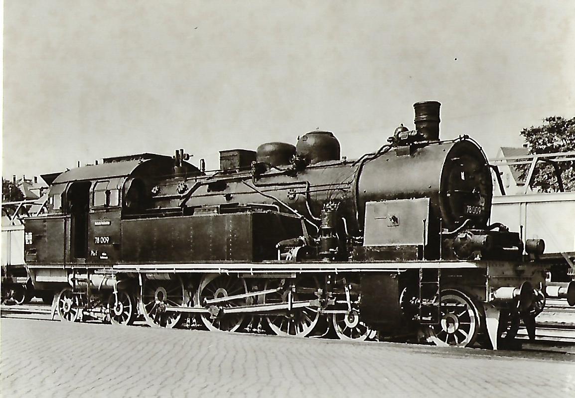 Preußische T 18. Eisenbahn Bestell-Nr. 5194