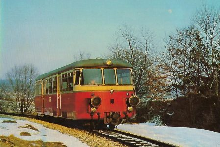Dieseltriebwagen T 37. Eisenbahn Bestell-Nr. 10234