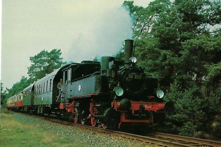 98 727 Bayerische BB II im Kahlgrund. Eisenbahn Bestell-Nr. 10246