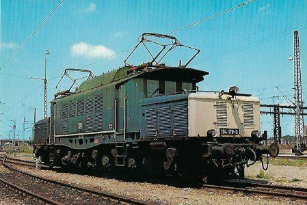 194 178-0 Elektrische Güterzuglokomotive. Eisenbahn Bestell-Nr. 10270