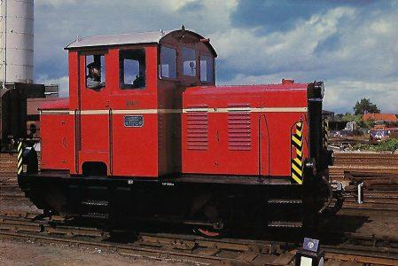 Rendsburger Kreisbahn 11 in Bruchhausen-Vilsen. Eisenbahn Bestell-Nr. 10331
