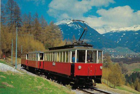 Stubaier-Triebwagen Nr. 4. Eisenbahn Bestell-Nr. 10345