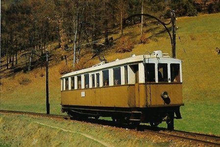 Rittner Bahn eT Nr. 2, Oberbozen – Klobenstein. Eisenbahn Bestell-Nr. 10348