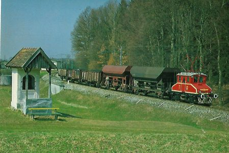 E 11 Salzburg (SETG-SVB). Eisenbahn Bestell-Nr. 5225