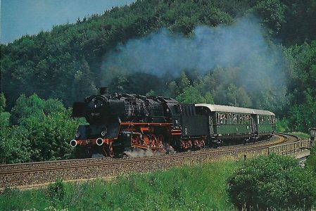 50 622 DB im Lehental. Eisenbahn Bestell-Nr. 5314
