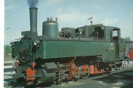 ÖBB 298.207 in Gmünd/OÖ. Eisenbahn Bestell-Nr. 5321