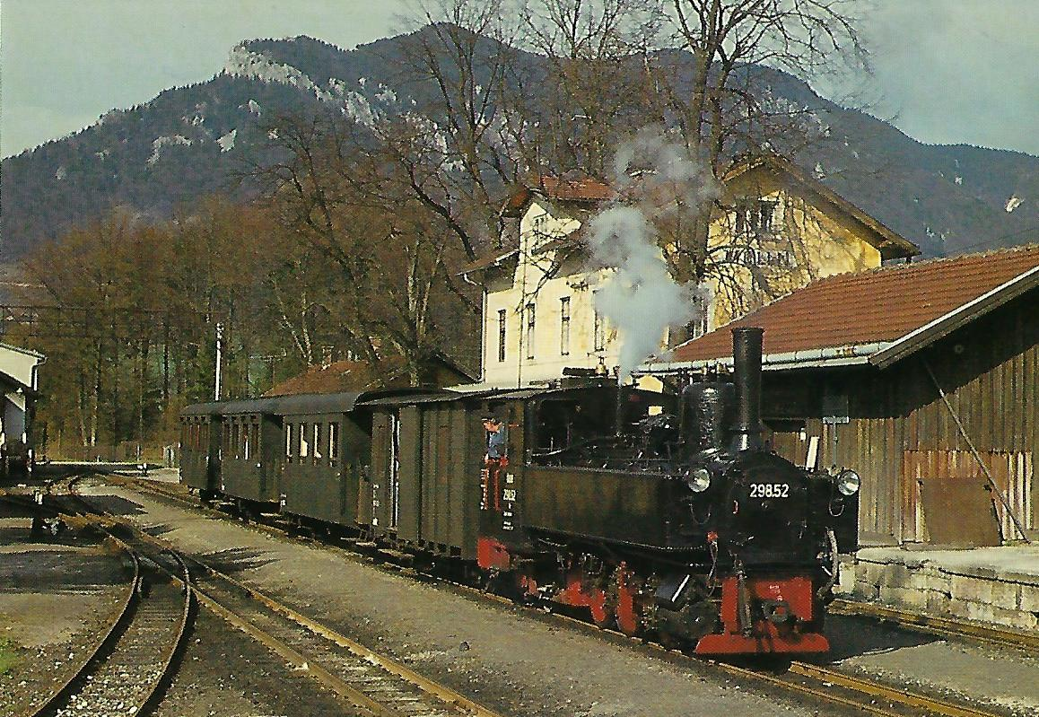 298.52 Steyrtal-Museumsbahn in Molln/OÖ. Eisenbahn Bestell-Nr. 5331