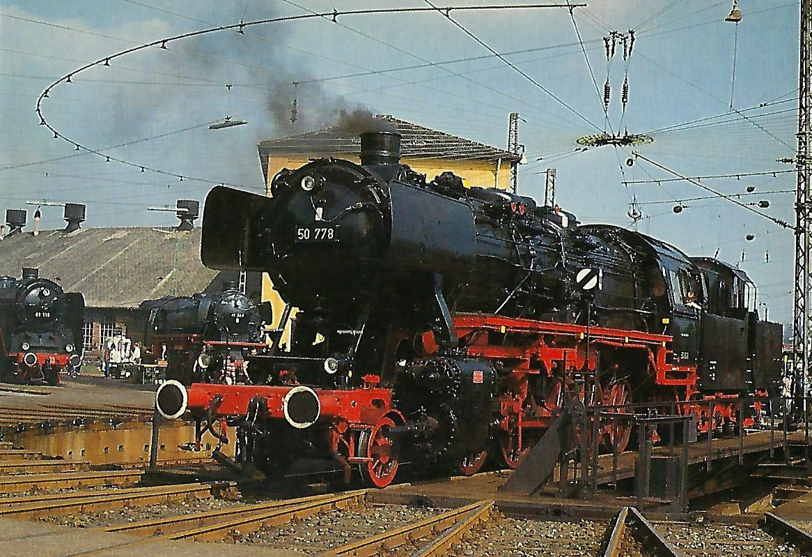 50 778. Eisenbahn Bestell-Nr. 5350