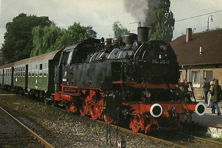 Eisenbahnmuseum Nördlingen. 64 419 MF Esslingen. Eisenbahn Bestell-Nr. 5353