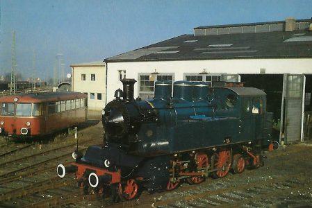 Lok 8 der Tegernseebahn.. Eisenbahn Bestell-Nr. 5356