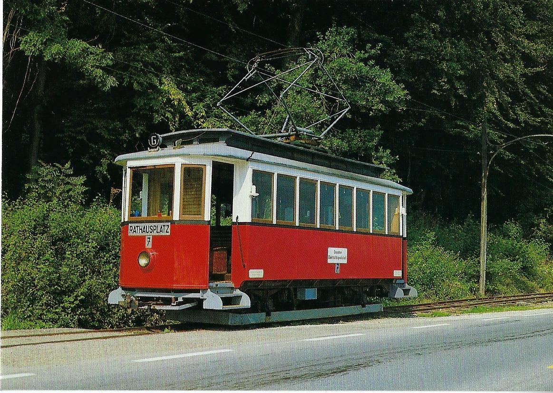 Straßenbahn Gmunden. Straßenbahn Bestell-Nr. 90645
