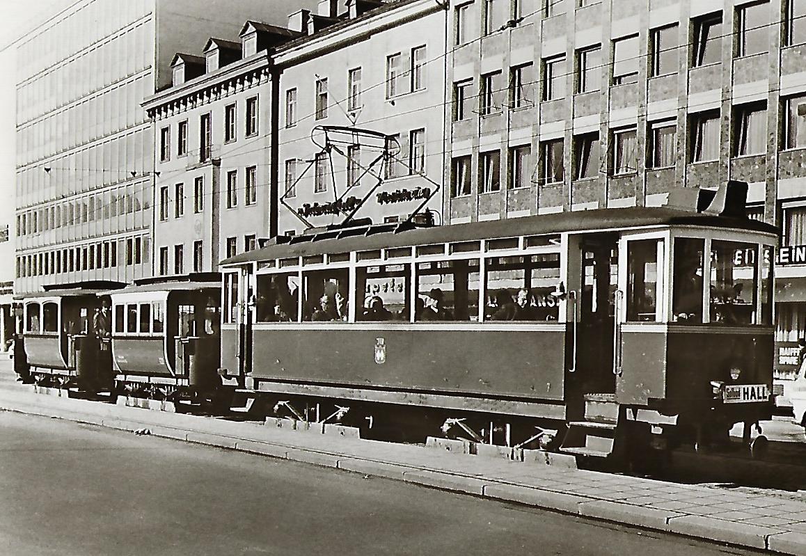 Innsbrucker Verkehrsbetriebe AG, Tw 7. (91124)